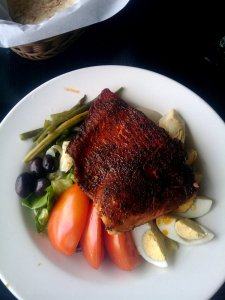 Chatter's Salmon Nicoise
